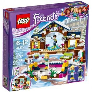 LEGO Friends 41322 Klzisko v zimnom stredisku