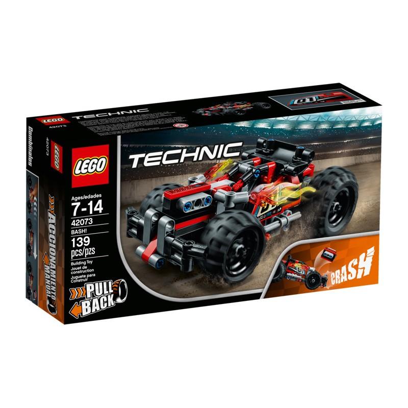 Lego Technic 42073 Bugina červená