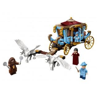 LEGO Harry Potter 75958 Kočiar z Beauxbatonsu: Príchod do Rokfortu