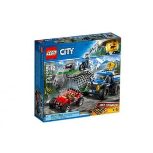 LEGO City 60172 Naháňačka v priesmyku