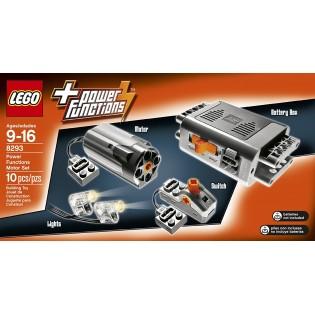 LEGO City 60124 Sopka - Základňa prieskumníkov