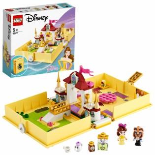 Lego Disney 43177 Bella a jej rozprávková kniha dobrodružstiev