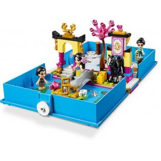 Lego Disney 43174 Mulan a jej rozprávková kniha dobrodružstiev