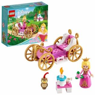 Lego Disney 43173 Šípková Ruženka a jej kráľovský kočiar