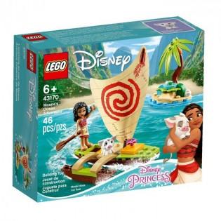 Lego Disney 43170 Vaiana a jej oceánske dobrodružstvo