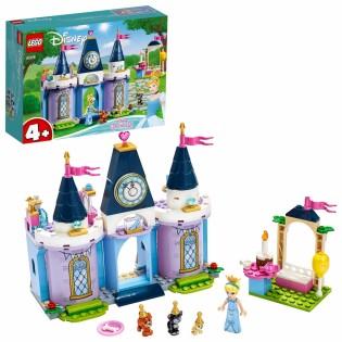 Lego Disney 43178 Popoluška a oslava na zámku