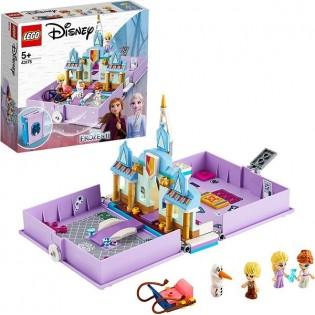 Lego Disney 43175 Anna a Elsa a ich rozprávková kniha dobrodružstiev
