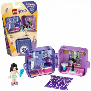 Lego Friends 41404 Herný box: Emma