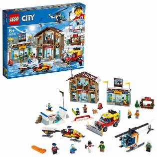 LEGO City 60203 Lyžiarske stredisko