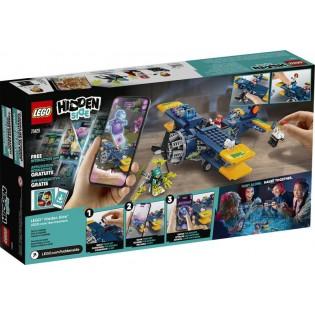 Lego Hidden Side 70429 El Fuegovo kaskadérske lietadlo
