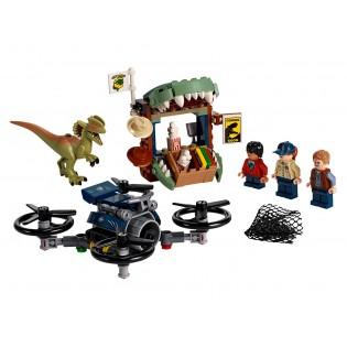 LEGO STAR WARS 75131 Bojový balíček Odporu