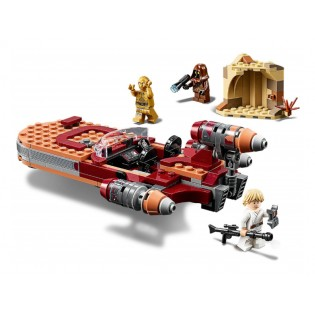 LEGO Star Wars 75271 Pozemný spídr Luke Skywalkera