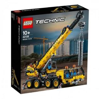 LEGO Technic 42108 Mobilný žeriav