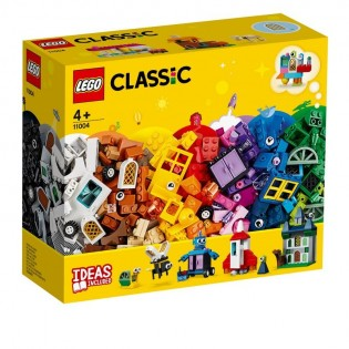 LEGO Classic 11004 Tvorivé okienka
