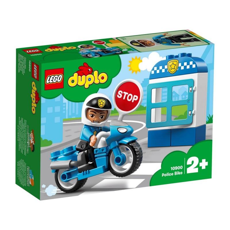 LEGO Duplo 10900 Policajná motorka