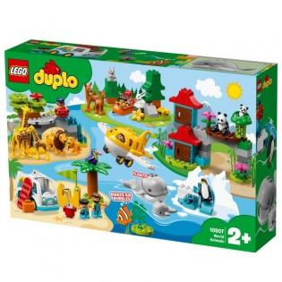 LEGO DUPLO 10907 Zvieratá sveta