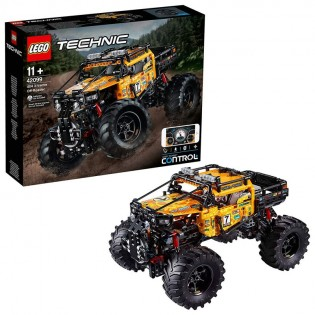 Lego Technic 42099 RC Extrémny teréniak 4x4