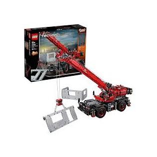 LEGO Technic 42082 Veľký terénny žeriav