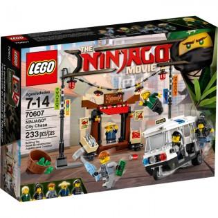 LEGO Ninjago Movie 70607 Naháňačka po NINJAGO City