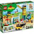 LEGO DUPLO 10933 Stavba s vežovým žeriavom