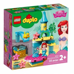 LEGO DUPLO 10922 Arielin podmorský zámok