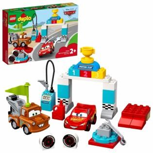 LEGO DUPLO 10924 Bleskový McQueen a deň pretekov