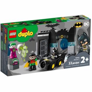 LEGO DUPLO 10919 Batmanová jaskyňa