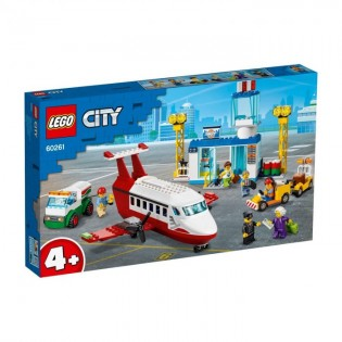 LEGO City 60261 Centrálne letisko