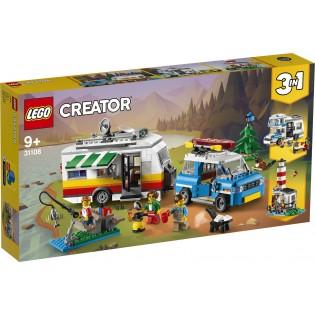LEGO Creator 31108 Rodinná dovolenka v karavane
