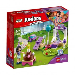 LEGO Juniors 10748 Emma a oslava pre maznáčikov