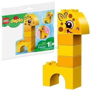LEGO DUPLO 30329 Moja prvá žirafa