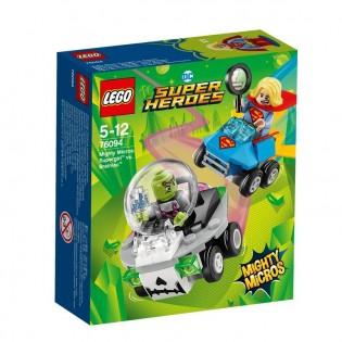 LEGO Super Heroes 76094 Mighty Micros: Supergirl vs. Brainiac