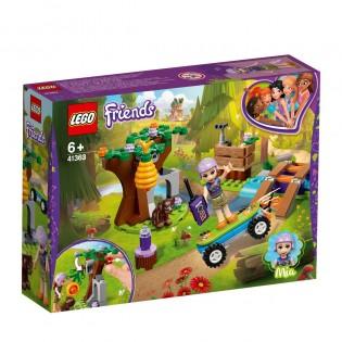 LEGO Friends 41363 Mia a jej lesné dobrodružstvo