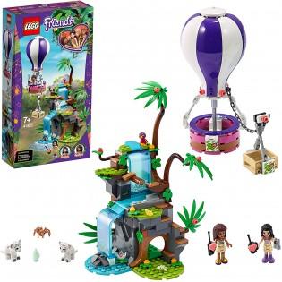Lego Friends 41423 Záchrana tigra v džungli