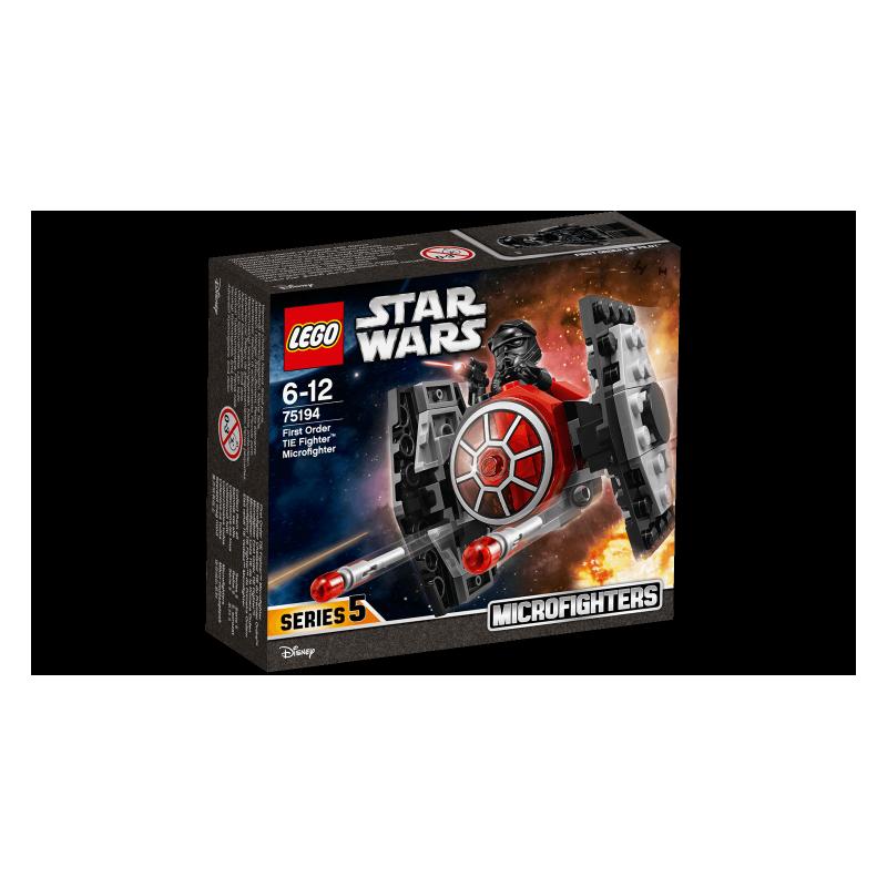 LEGO Star Wars 75194 Mikrostíhačka TIE Prvého rádu