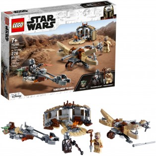 LEGO Star Wars 75299 Ťažkosti na planéte Tatooine