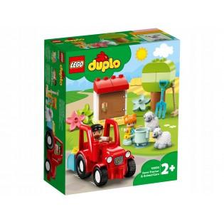 Lego Duplo 10950 Traktor a...
