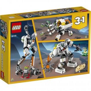 LEGO Creator 31115 Vesmírny...