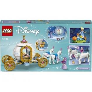 LEGO Disney 43192 Popoluška...