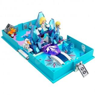 LEGO Disney 43189 Elsa a...