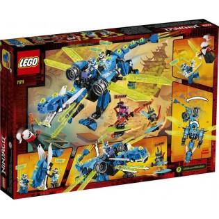 Lego Ninjago 71711 Jay a...