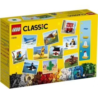 LEGO 11015 Cesta okolo sveta