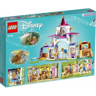 LEGO Disney 43195 Kráľovské...
