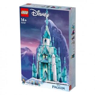 LEGO Disney 43197 Ľadový zámok