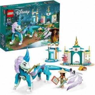 Lego Disney 43184 Raya a...