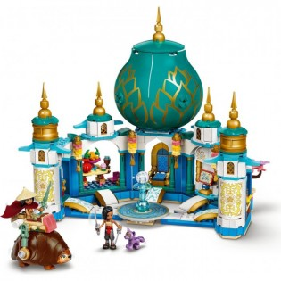 Lego Disney 43181 Raya a...