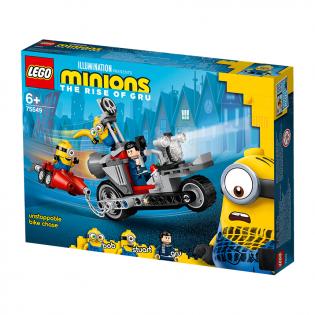 Lego Minions 75549 Divoká...